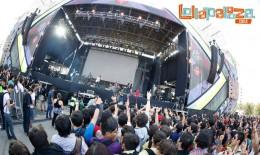 Magallanes presente en el Lollapalooza