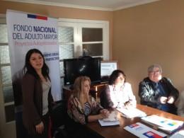 SENAMA comienza revisión de proyectos de Adultos Mayores