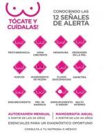 Semana del cáncer de mama
