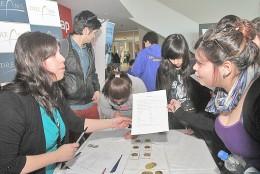 Empresarios destacan interés y postulaciones en Feria Laboral