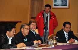 Se constituyó Comité de Protección Civil y Emergencia