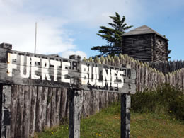 7273df41eef52 Consorcio empresarial regional proyecta convertir Fuerte Bulnes en ...