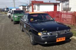 Vehículo robado aparece en calle Pedro Aguirre Cerda