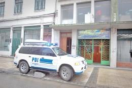 Investigan robo desde oficinas de corretaje de propiedades