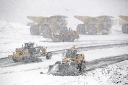 Mina Invierno superó dos millones de toneladas de carbón